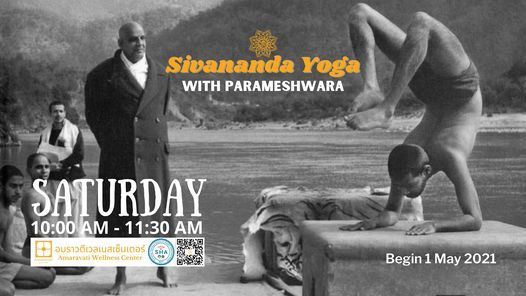 Saturday Sivananda Yoga, 22 May | Event in Chiang Mai | AllEvents.in