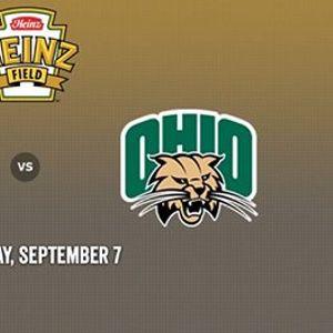 Pitt Panthers vs. Ohio Bobcats
