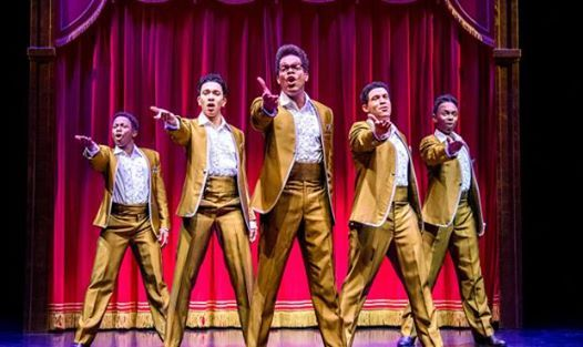 Motown The Musical - in Blackpool
