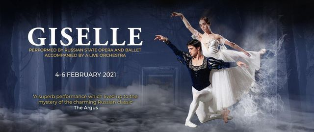 Giselle, 4 February | Event in Dubai | AllEvents.in