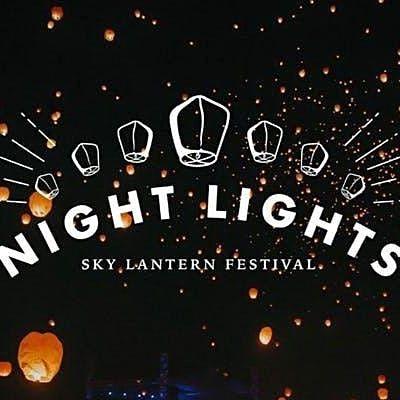 Night Lights Sky Lantern Festival - Utah Motorsports Campus