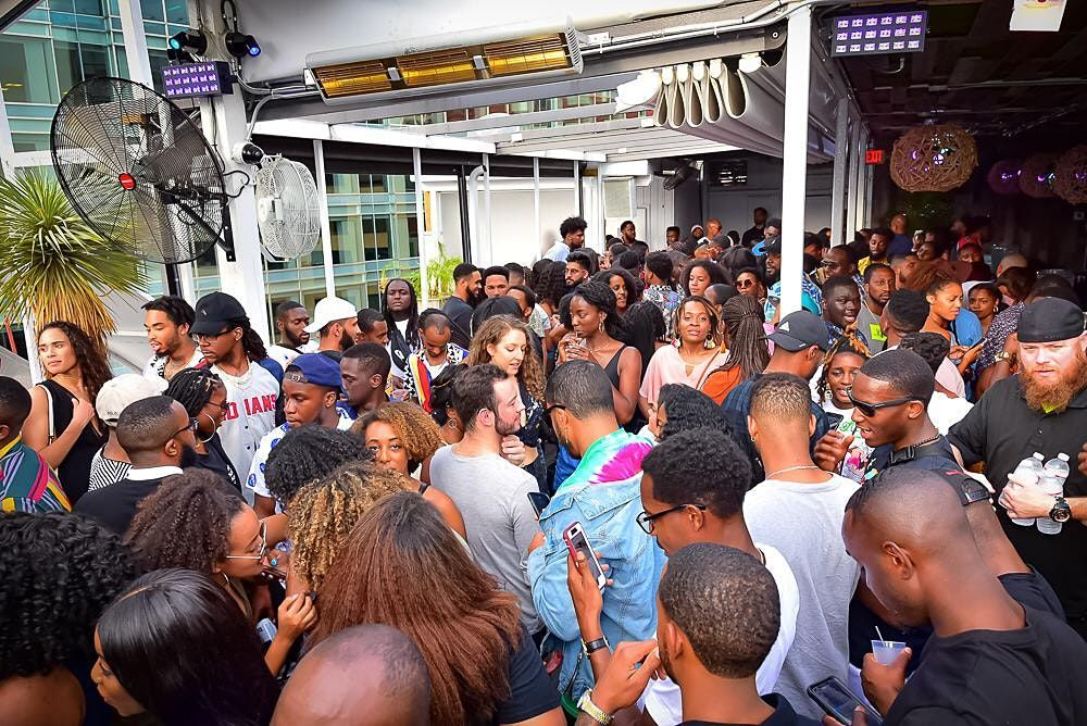 SkyLineDC Decades Sundays Day Party   AfroBeats; HipHop; Soca   Event in Washington   AllEvents.in