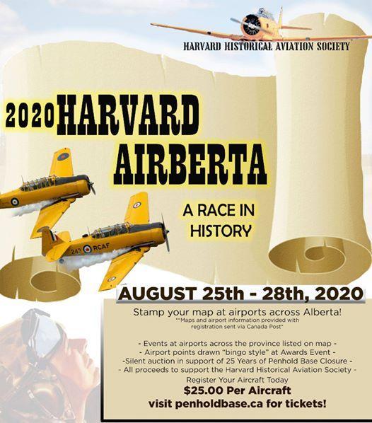 2020 Harvard Airberta in support of HHAS