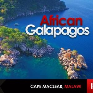 African Galapagos feat. Private Island Retreat  Cape Maclear Malawi
