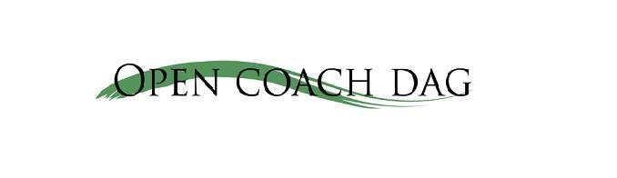 Open coach dag Eindhoven