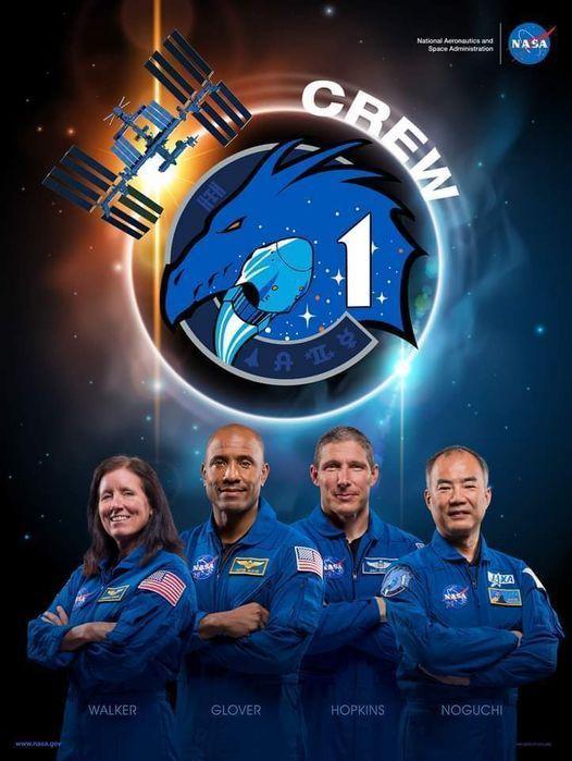NASA SpaceX Crew-1 - Falcon 9, 11 November | Event in Cape Canaveral | AllEvents.in