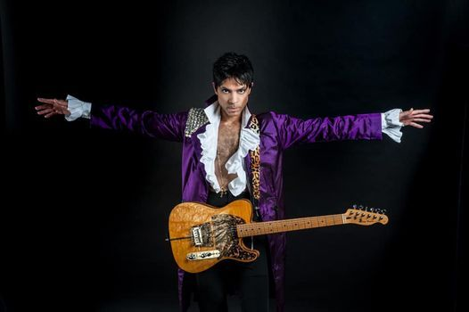 Mark Anthony as Prince Live at Broadway Barking, 1 October | Event in Barking | AllEvents.in