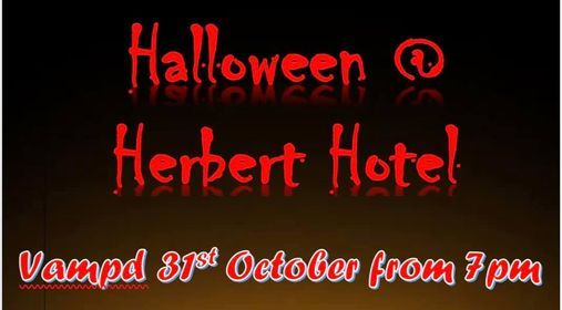 Halloween @ Herbert Hotel, 31 October | Event in Townsville | AllEvents.in