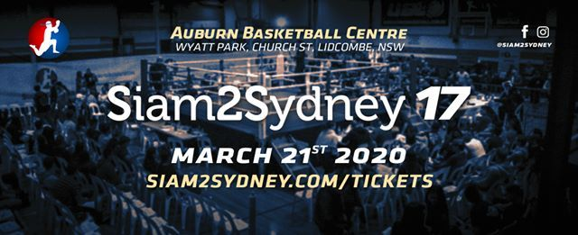 Siam 2 Sydney 17 At Auburn Basketball Centre Lidcombe