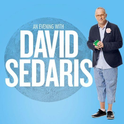 Brisbane An Evening with David Sedaris