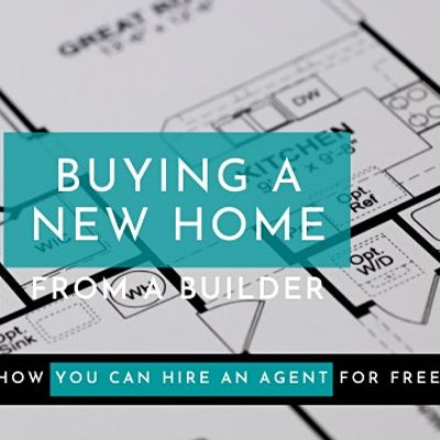 Buy a New Home & hire a REALTOR for FREE