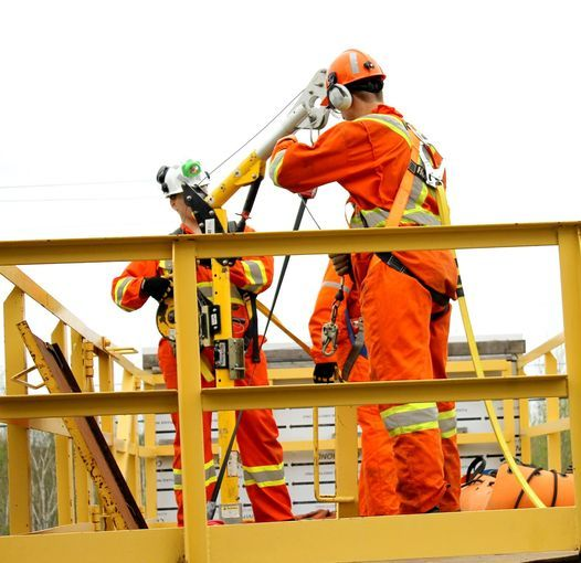 Working at Heights Refresher, 3 February | Event in Lively | AllEvents.in