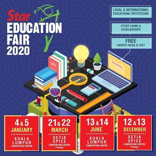 Star Education Fair 2020