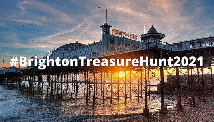 Brighton Treasure Hunt 2021, 1 May | Event in Brighton | AllEvents.in