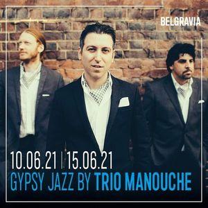 Gypsy Jazz Trio Manouche