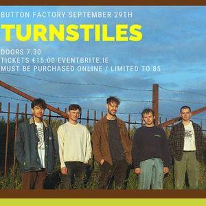 Turnstiles  Button Factory