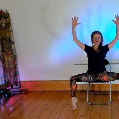 Teaching Accessible Chair Yoga
