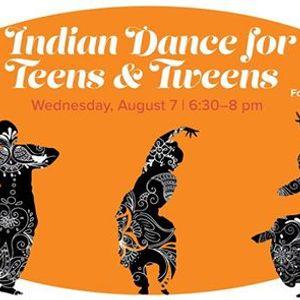 Indian Dance for Teens and Tweens