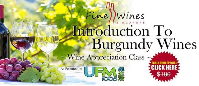 Introduction to Burgundy Wine, 26 November | Online Event | AllEvents.in