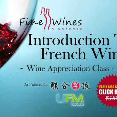 Introduction to French Wines