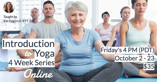 Introduction to Yoga | Online Event | AllEvents.in