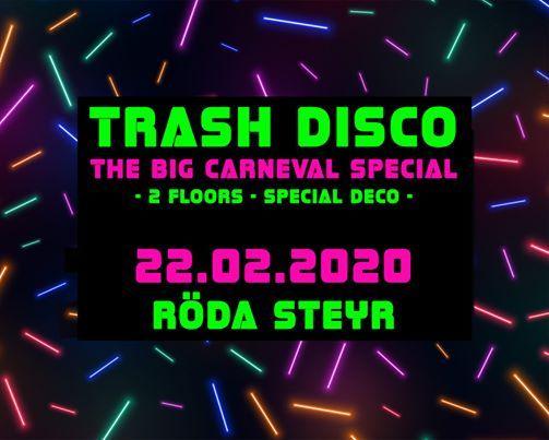 Trash Disco The Big Carneval Special