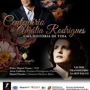 Concerto do Centenrio Amlia uma Histria de Vida