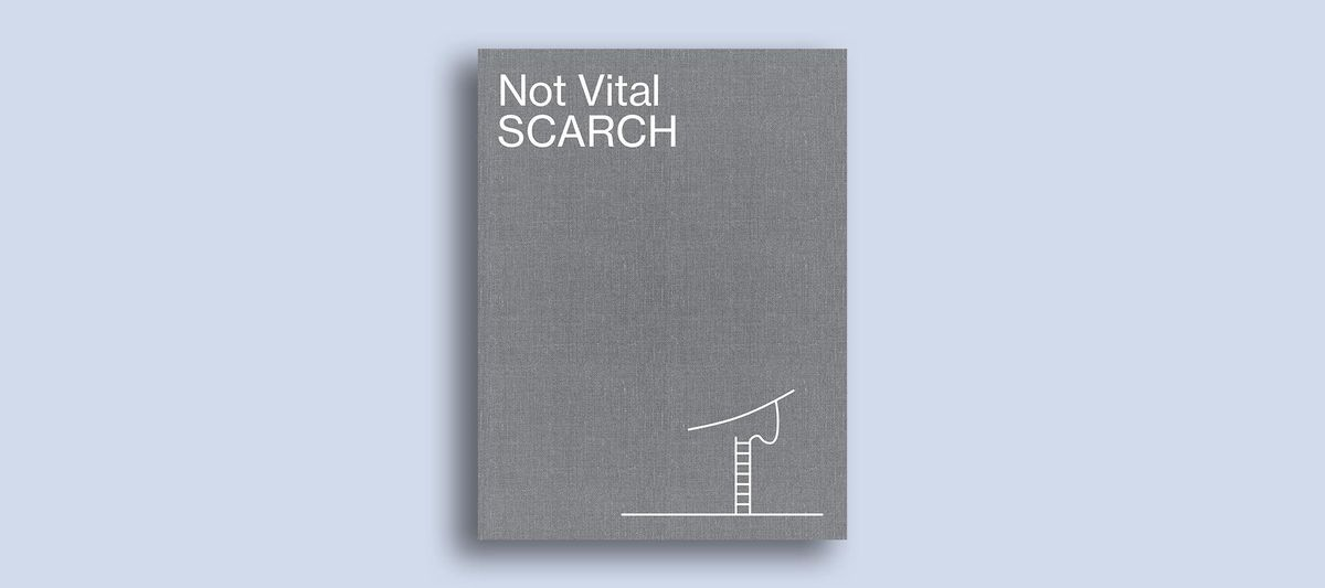 Book Launch Not Vital SCARCH
