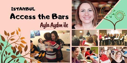 Access The Bars Semineri (Ayla Aydn ile - stanbul)