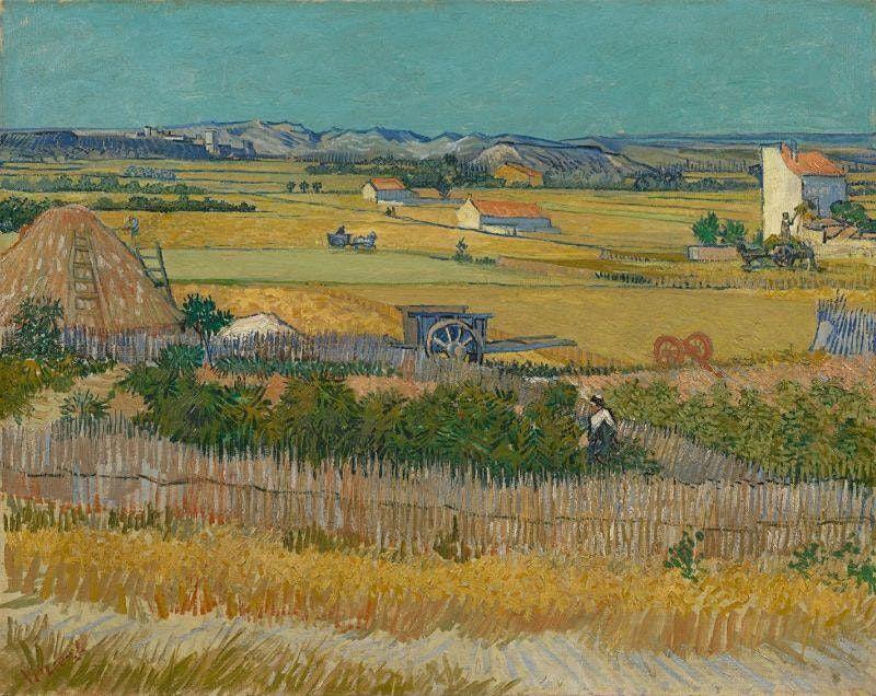 Van Gogh Museum - Amsterdam: Livestream Art Tour Program, 25 September | Online Event | AllEvents.in