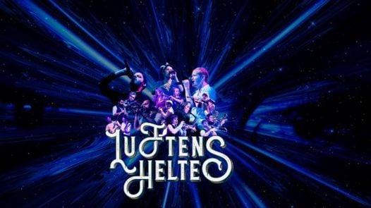 Luftens Helte  // Skråen - NY DATO, 12 March | Event in Aalborg | AllEvents.in