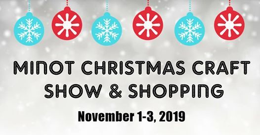 Minot Christmas Craft Show & Shopping