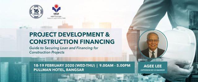 Project Development & Construction Financing