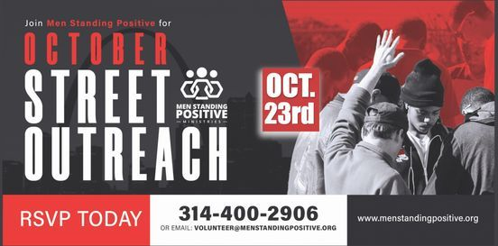 MSP Street Outreach, 23 October | Event in St. Louis | AllEvents.in