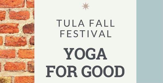 Tula Yoga Fall Fest | Event in Philadelphia | AllEvents.in