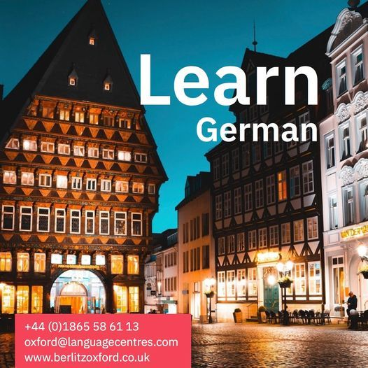 German Beginner class (A1) | Event in Oxford | AllEvents.in