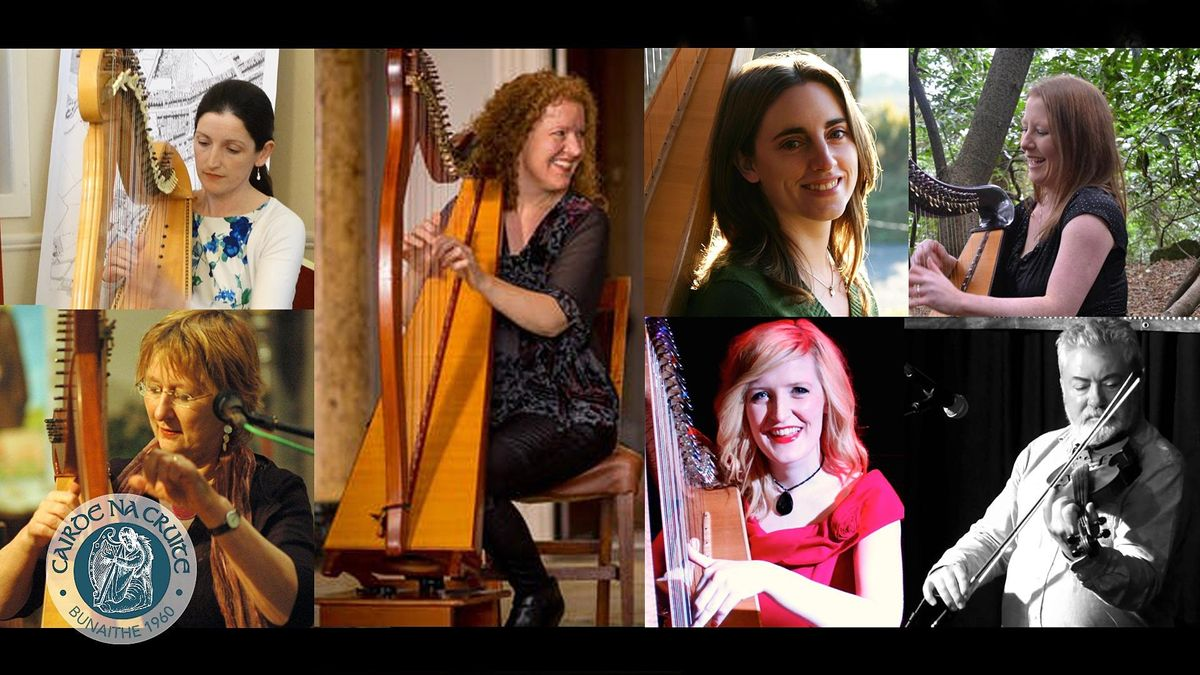 International Festival for Irish Harp Radharc Siar