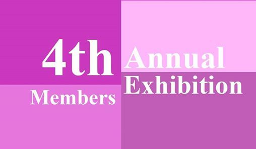 4th annual members exhibition