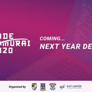 Code Samurai 2020