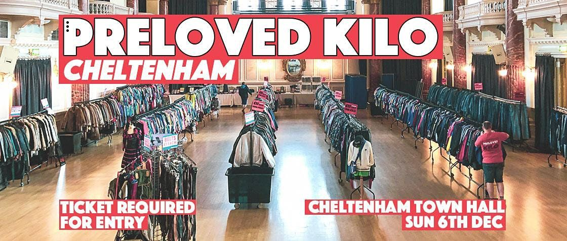 Cheltenham Preloved Vintage Pop Up, 6 December | Event in Cheltenham | AllEvents.in