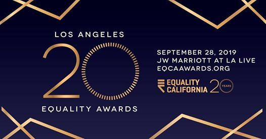 2019 Los Angeles Equality Awards