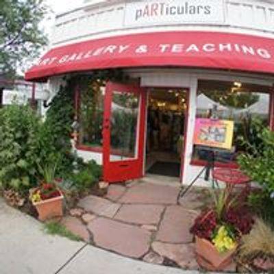 pARTiculars- the Lafayette Art Market