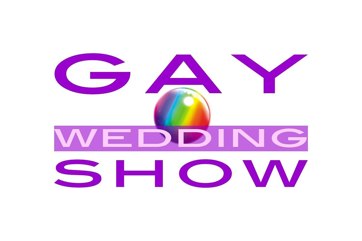 The Gay Wedding Show : Manchester September 2021, 19 September | Event in Manchester | AllEvents.in