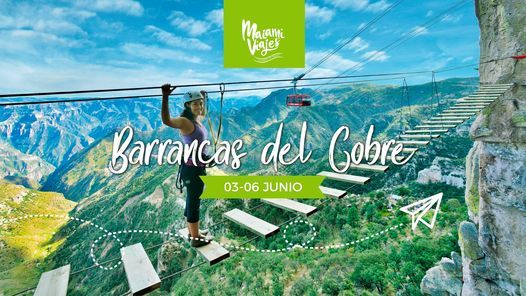 Barrancas del Cobre — Tour Aéreo, 3 June | Event in Chihuahua | AllEvents.in