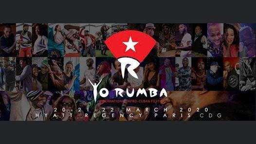BailaAfrika at Yo Rumba in Paris