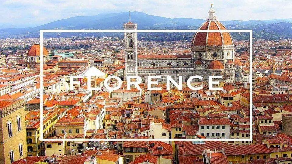 A Virtual Tour: Florence and Tuscany, 28 August | Online Event | AllEvents.in
