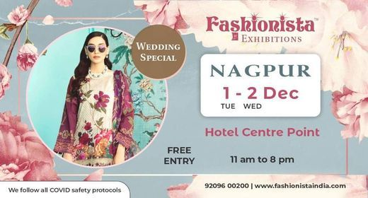 Fashionista Wedding Special Exhibition -Nagpur, 1 December | Event in Nagpur | AllEvents.in