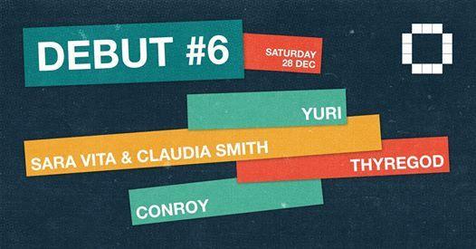 Debut 6 Yuri  Sara Vita & Claudia Smith  Thyregod  Conroy
