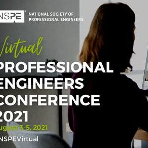 Virtual Professional Engineers Conference 2021
