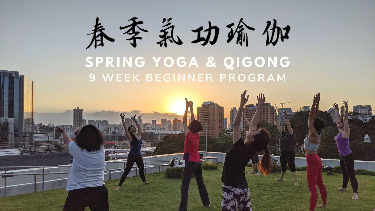 Yoga & Qigong Beginner 9 Week Program | Event in Torino | AllEvents.in